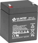 BB AGM VRLA 12V-5Ah (BP5-12FR)