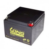 LONG AGM VRLA 12V-26Ah (WP26-12N)