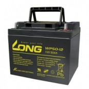 LONG AGM VRLA 12V-50Ah (WP50-12)